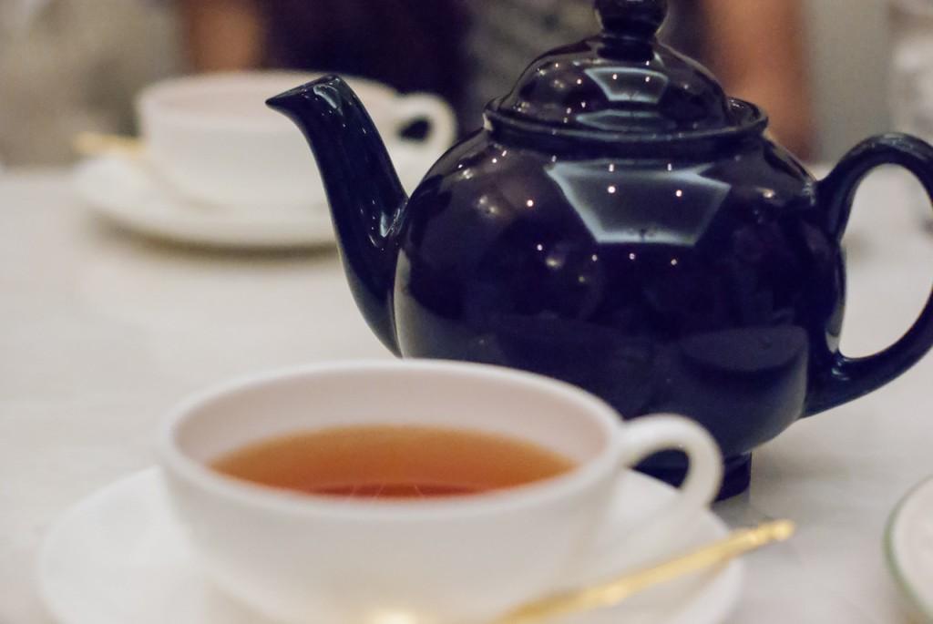 季節の紅茶が20種類以上