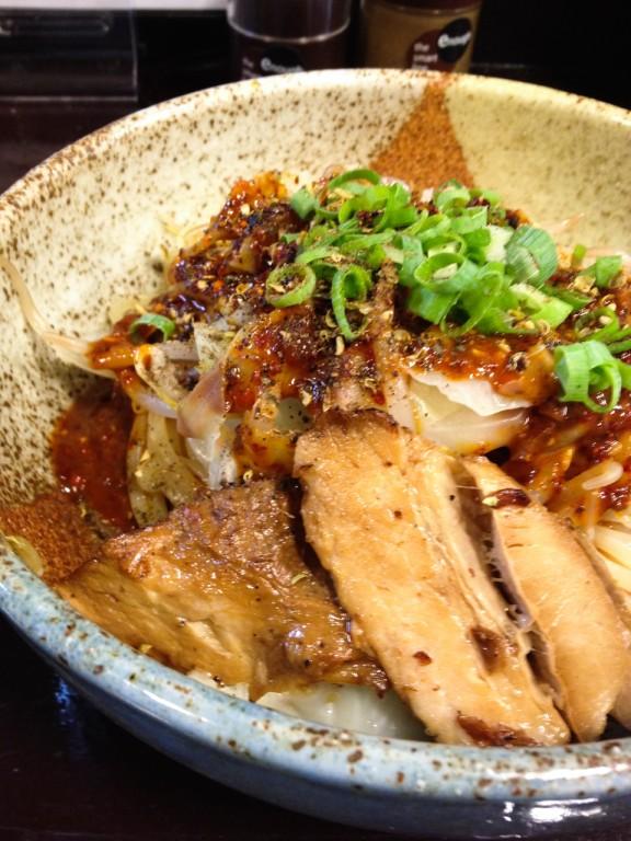 四川辛まぜ麺