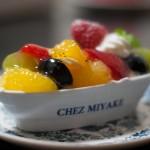都島「ジャンルプラン」果物使いの素敵なスイーツショップ