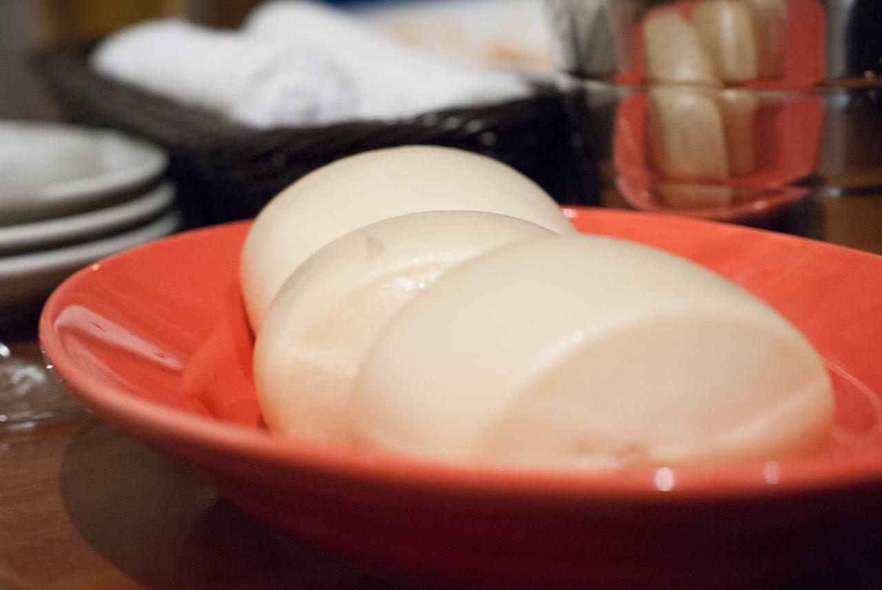 マントウ(蒸し)