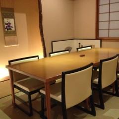 テーブル和室