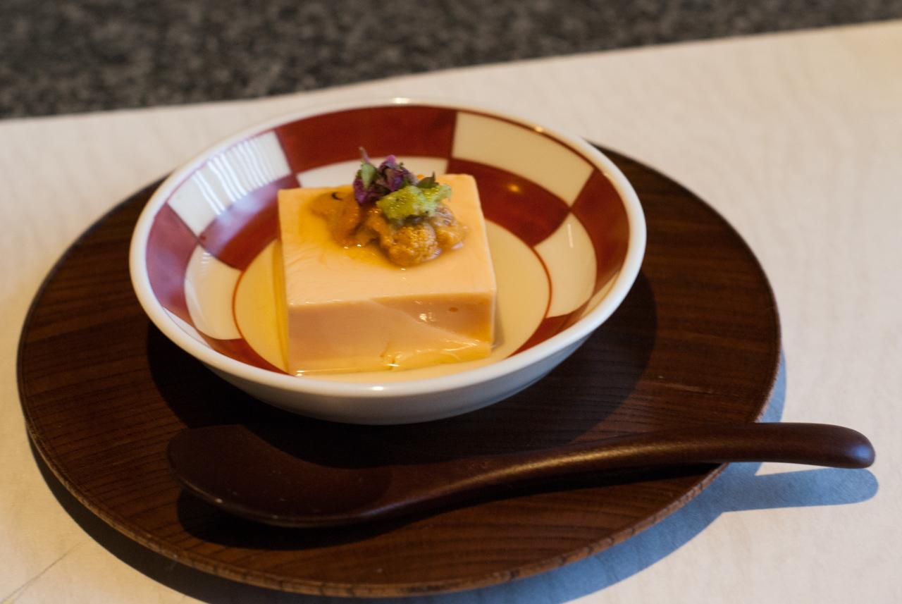 自家製玉子豆腐