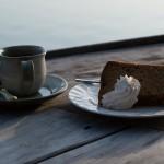 滋賀県「シャーレ水ヶ浜」湖東で夕陽を堪能できる素敵なカフェ