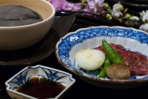 宮崎牛サーロイン石焼