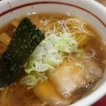 つるっつるの中細麺が素晴らしい@豊崎「麺処えぐち」