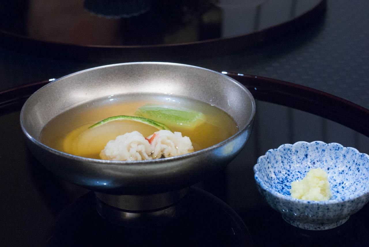 旬味 鱧すき鍋