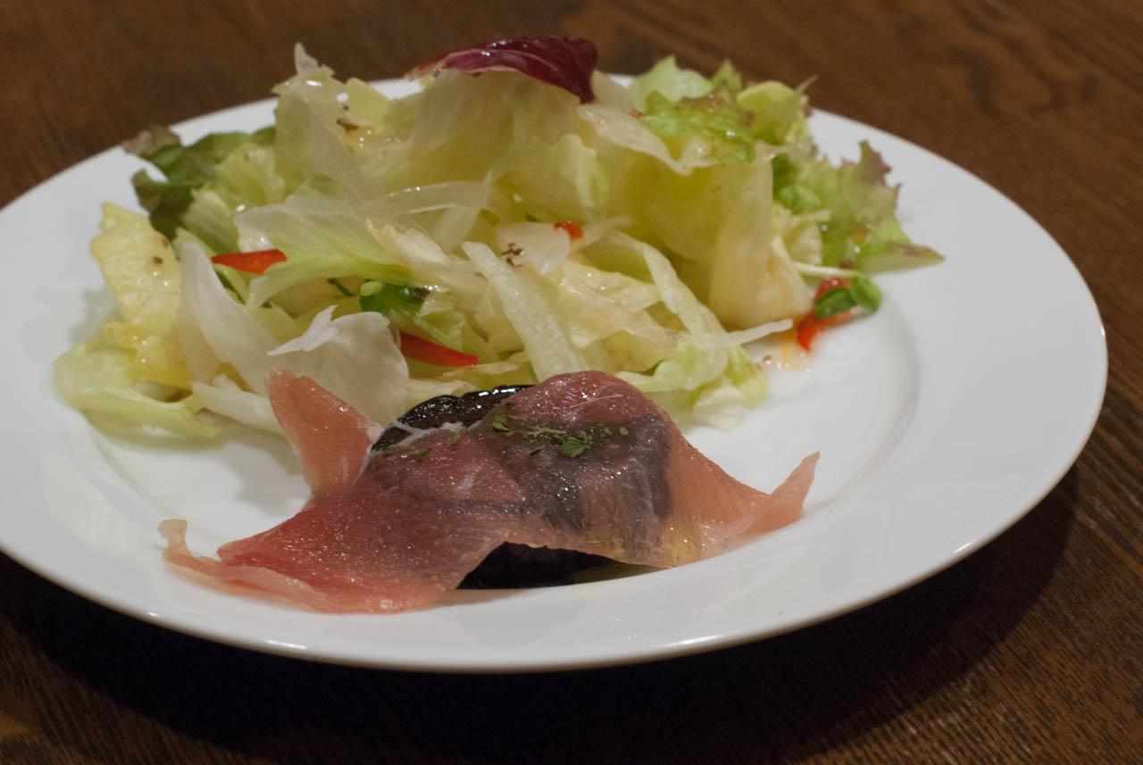 サラダ&プチ前菜