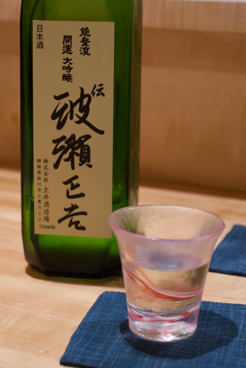 日本酒に良く合う料理が心地良い@北新地「麓」