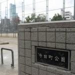 寺田町公園(東側)
