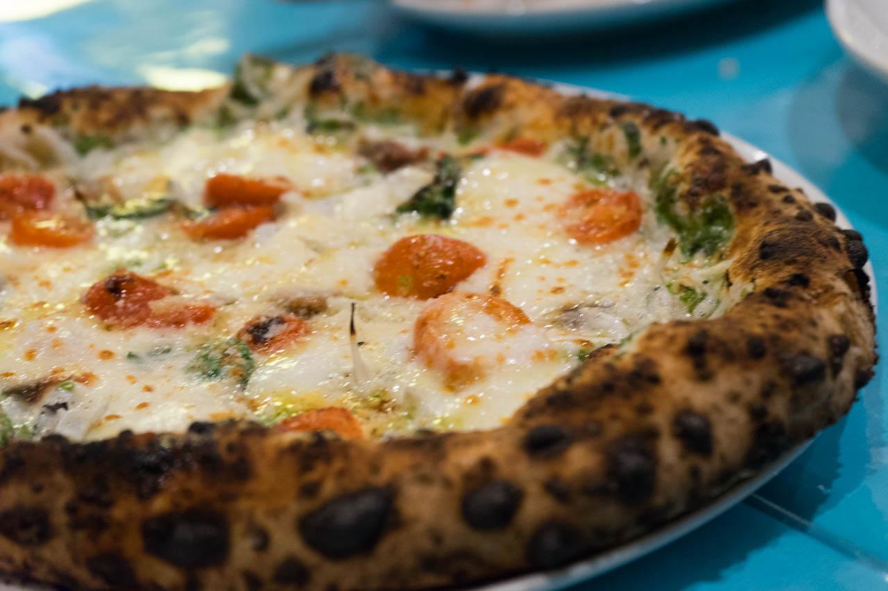 食べ好きなキュレーターとの楽しい宴@谷町六丁目「Pizzeria d Torattori Pozzuoli」