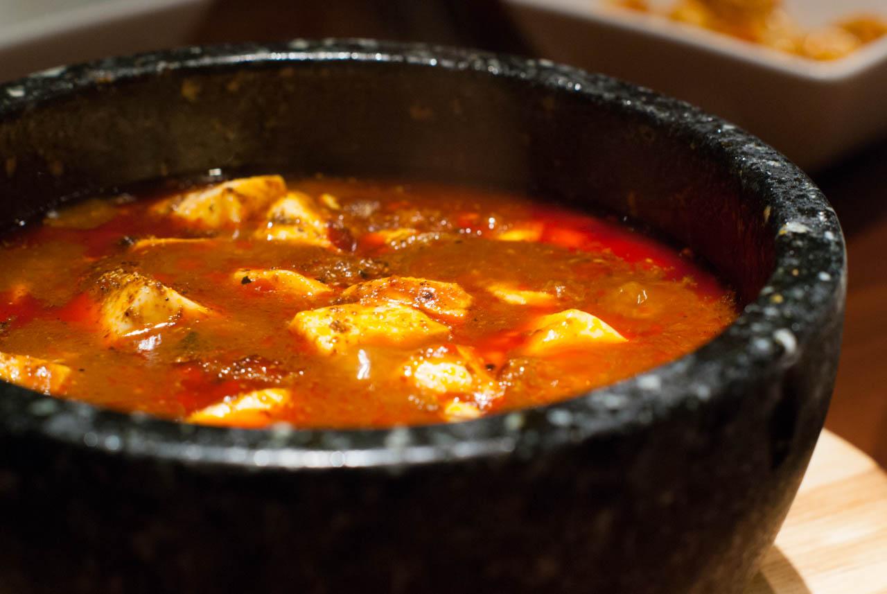 HOT麻婆豆腐