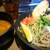 濃厚ビスクのような海老つけ麺@本町橋「海老鶏麺蔵」