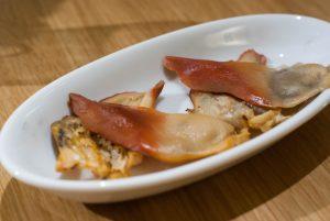 燻製ホッキ貝