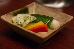 写真(お野菜のピクルス)