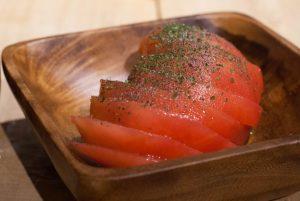 フレッシュトマトの浅漬け