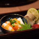 オープンスタイルの本格懐石@北新地「日本料理 湯木 永楽町」