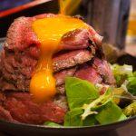 肉々しい丼のお店がリニューアル@日本橋「肉丼専門 富士晃」