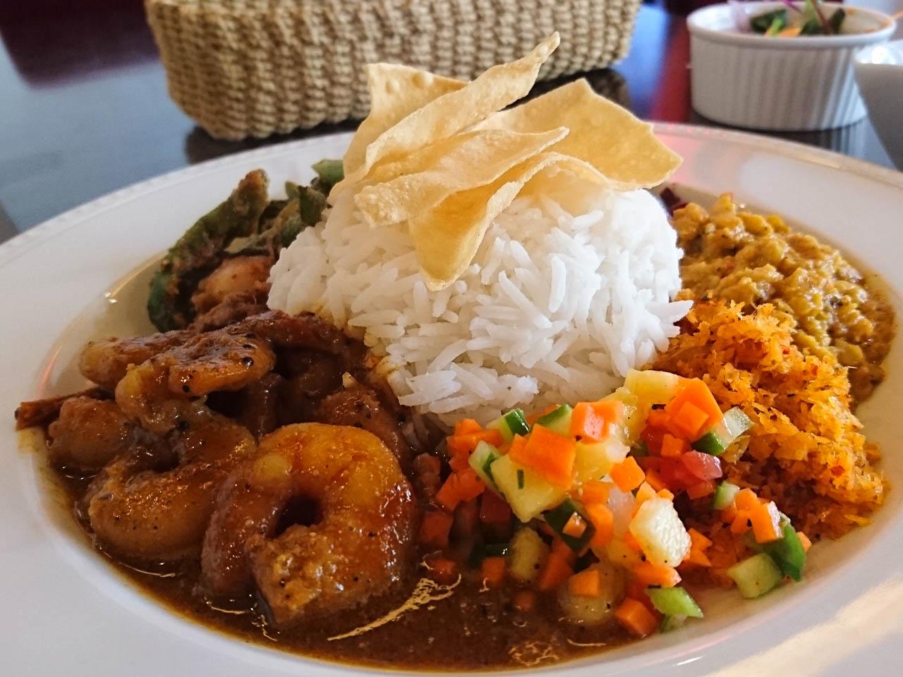 中崎町エリアに今度は本格スリランカ料理店が!@中崎町「AMBALAMA」