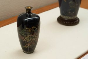 楓林キジバト文化瓶