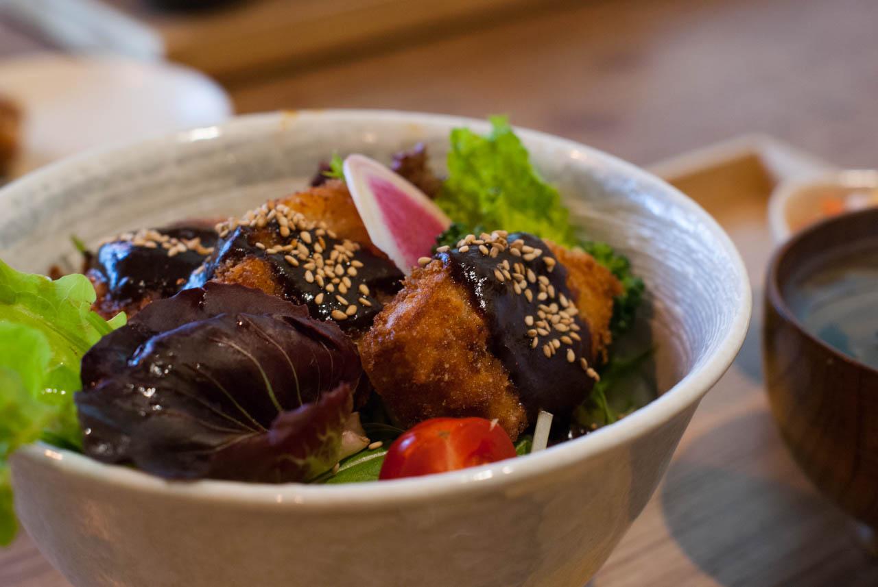 休日はマクロビオティックなランチで体をリフレッシュ@本庄西「Veggie Cafe & Catering misola」