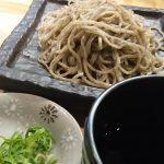 黒豆を練り込んだ手打ち蕎麦が何気に凄い@難波「花粉」