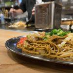 本日オープン、自家製麺の焼きそば居酒屋@尼崎「尼崎焼そばセンター」