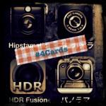 [4Cards]iPhoneカメラアプリのフォーカード